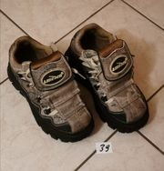 NEUE Damen Plateau Boots Gr