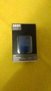 OBD 2 Auto Diagnostic Interface