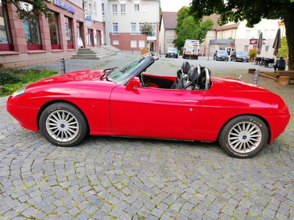 Fiat Barchetta Bj 1998