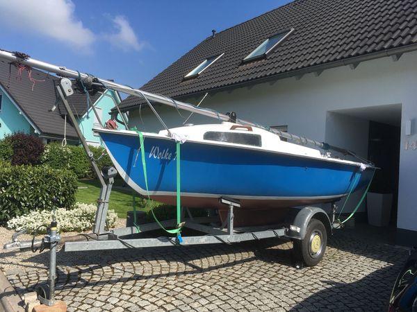 Segelboot Kajütboot SEB Jaka Marine