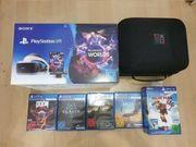 Playstation 4 VR Brille PSVR