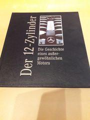 Mercedes Benz - Der 12-Zylinder Buch