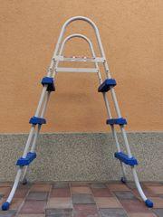Poolleiter - Einstiegsleiter - Schwimmbad Leiter