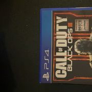 PS4 Spiel - Black Ops 3