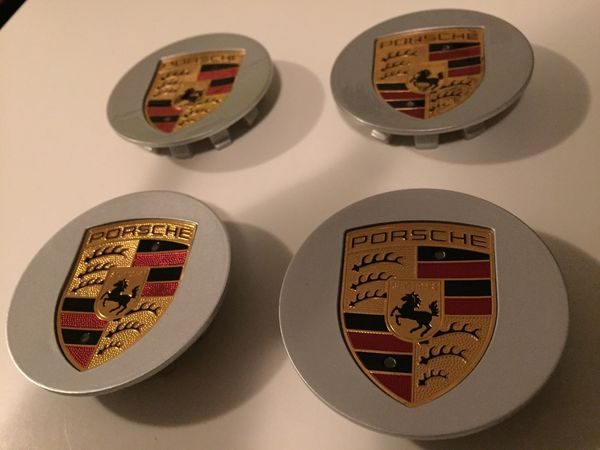 Porsche Nabenkappen Nabendeckel 911 981