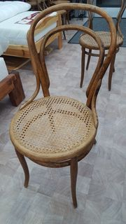 seltene Kohn-Thonet Stühle - Vorgängerstuhl von