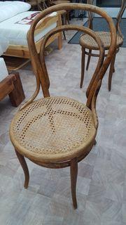 seltene Thonet Stühle - Vorgängermodel Thonet