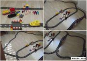 sehr große Lego - DUPLO Eisenbahn
