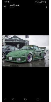 Porsche Kit Teile