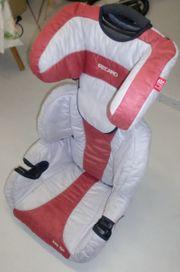 RECARO-Kindersitz 15-36kg kein ISOFIX gebraucht