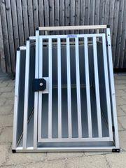 Hundebox Autobox Einzelbox Metall