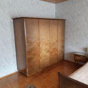 Schlafzimmerschrank lackiert aus den 60er