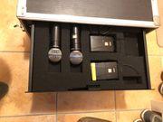 SHURE UHF Funk Mikrofon Set