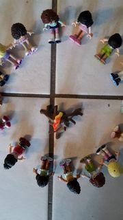 Lego Friends Duplo und Playmobil