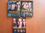 Homeland - Staffel 1 2 3
