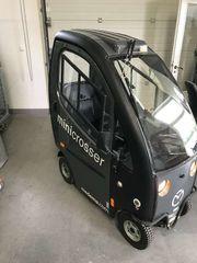 Mini Crosser X Cabin - Seniorenmobil