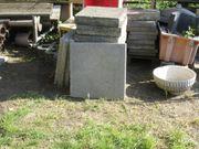 Betonplatt-Gehwegplatten