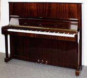 Klavier Petrof 125 Mahagoni poliert