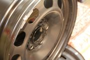 4 Stahlfelgen für BMW 218i