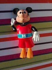 Micky Maus Schwimmfigur zum Aufziehen