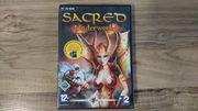 PC Spiel Sacred und Sacred