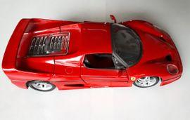 Ferrari F50 Coupe Rot 1996-1997 -: Kleinanzeigen aus Karlsruhe Innenstadt-Ost - Rubrik Modellautos