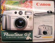Fotokamera Canon PowerShot G2