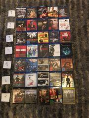Blu rays und DVD steelbook