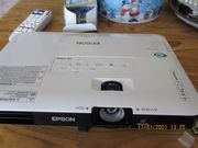 Beamer EPSON EB1780W komplett 15