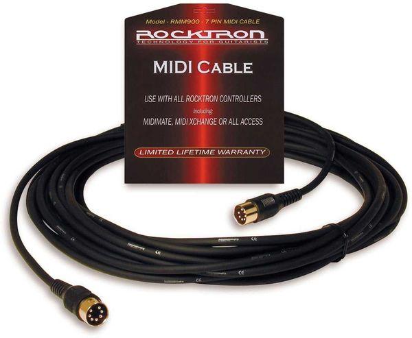 MIDI Kabel 7 polig 9m