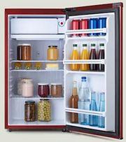 Kühlschrank im Retro-Design