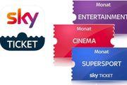 Sky Ticket 6 Monate SOFORT