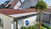 Dach Terrasse Lexan Doppelstegplatte opal