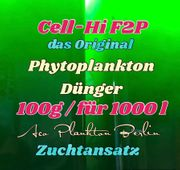CELL-HI F2P Dünger Plankton- Phytoplankton