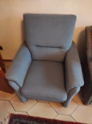 Gemütlichen Sessel wenig benutzt neuwertig