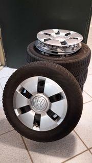 4 Stück Winterräder für VW