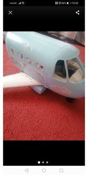 Flugzeug Barbie