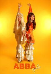 ABBAgirls die ABBA-Show auch für