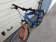 Mtb Hardtail mit 24 Laufrad
