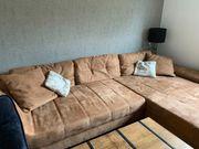 Sofa Couch Wohnlandschaft San Francisco