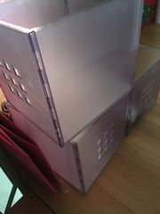 4xLEKMAN Box für Ikea Kallax-Regal