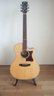 Gitarre Cort GA5F-MD natural