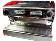 LA MACATEC Profi Kaffeemaschine -Siebträger