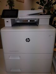 Farbdrucker Scanner hp Color Laser