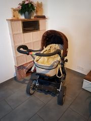 Kinderwagen Teutonia 3in1 Funktion