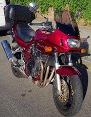Suzuki Bandit S 1200 1