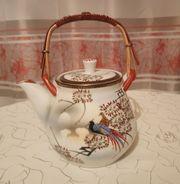 Ein Teeservice