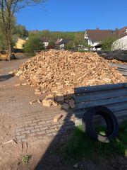 Brennholz-Buche