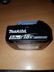 Makita Akku 5Ah mit LED