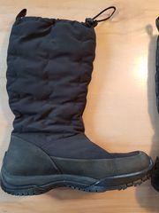 Winterschuhe schwarz Stiefel Schuhe Columbia